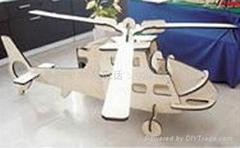 航空建筑模型激光切割机