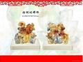 Factory direct sale coloured glaze, feng shui series 2