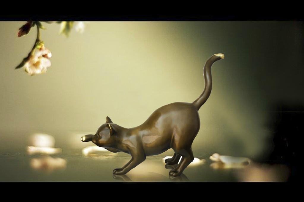 銅動物系列 2