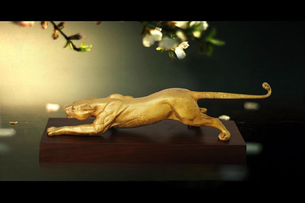 銅動物系列 5