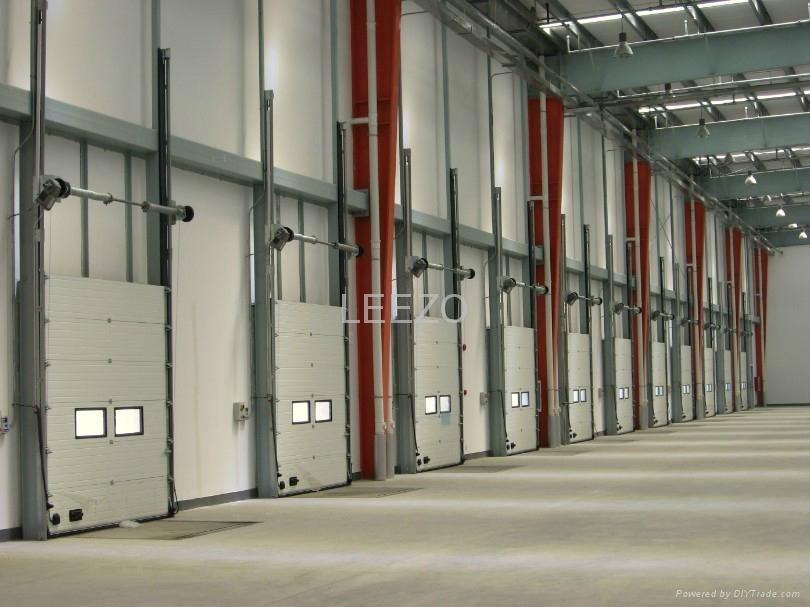 Sectional Garage Doors Product : Sectional overhead door seco china trading company