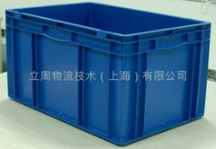 Turnover container