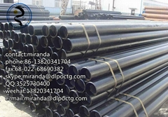 big discount price X52 seamless line pipe api 5l gr b pipe