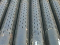 API Oil K55 slotted screen casing pipe