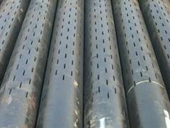 API Oil K55 slotted screen casing pipe