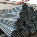 現貨銷售 熱鍍鋅管 熱鍍鋅圓管 方管 鋼管 消防 供水管 5