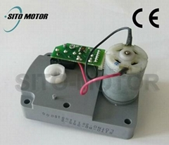 12v dc Geared motor for vending machine
