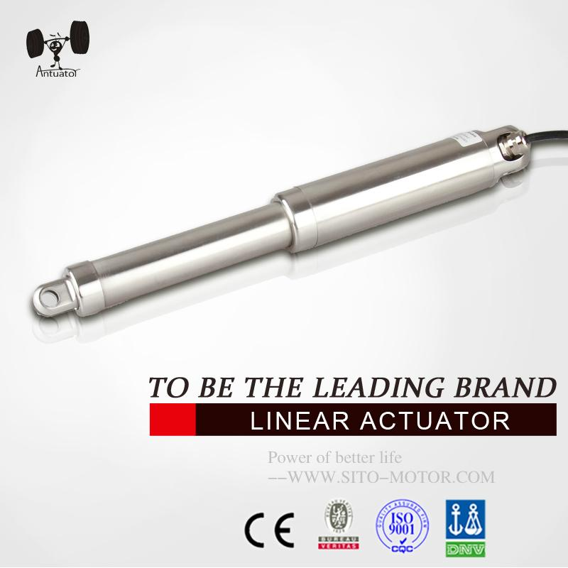 12 or 24v water-proof  linear actuator special for boats/yachts 2