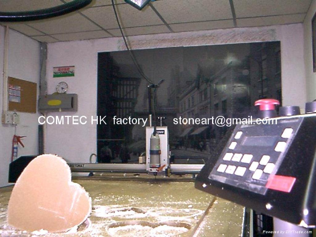 Comtec's HK factory