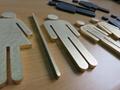 铝, 钢, 铁 切割及制作