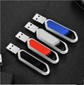 登山扣鑰匙型u盤定製 商務送禮優盤 可客制化USB隨身蝶 2