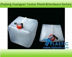 PE 户外折叠水袋折叠水桶