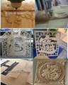 wood,advertising CNC router 1200*1200mm 3
