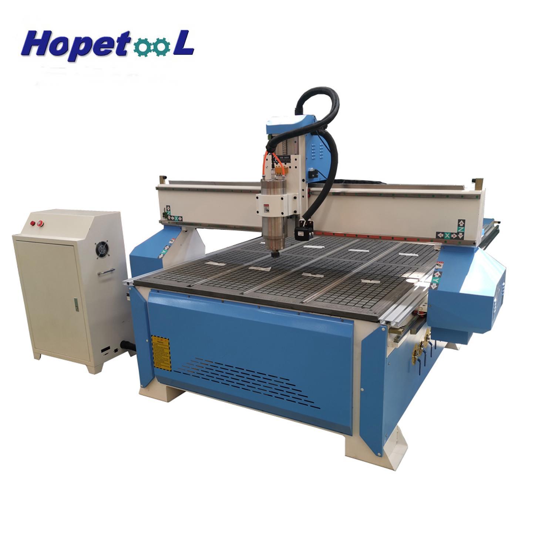 Vacuum table Wood CNC router machine 1325 1