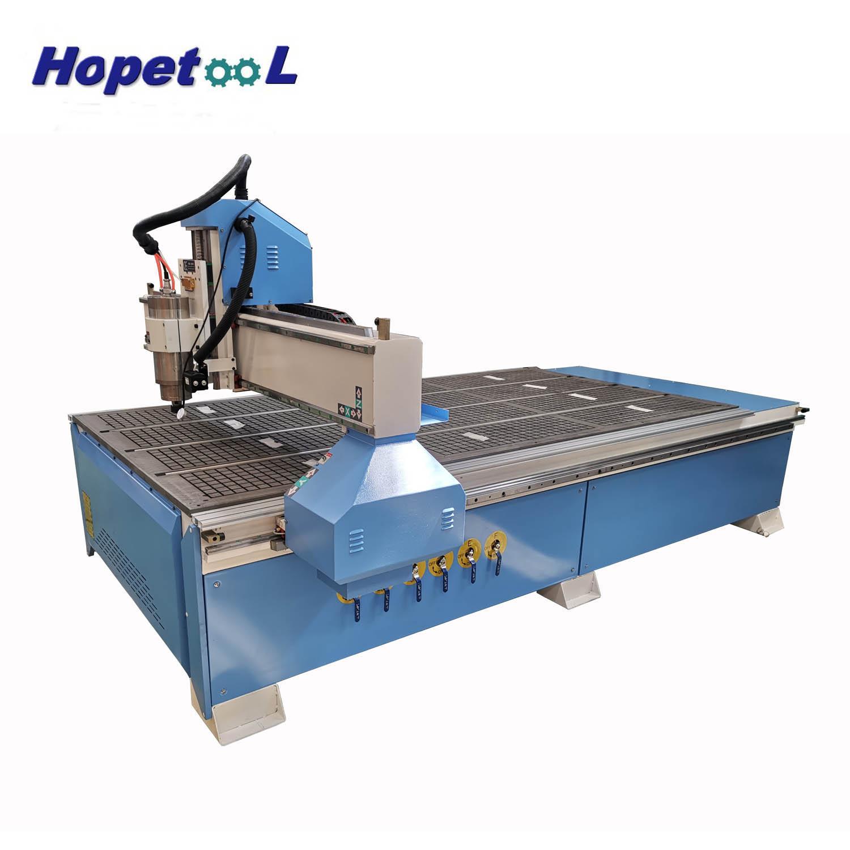 Vacuum table Wood CNC router machine 1325 2
