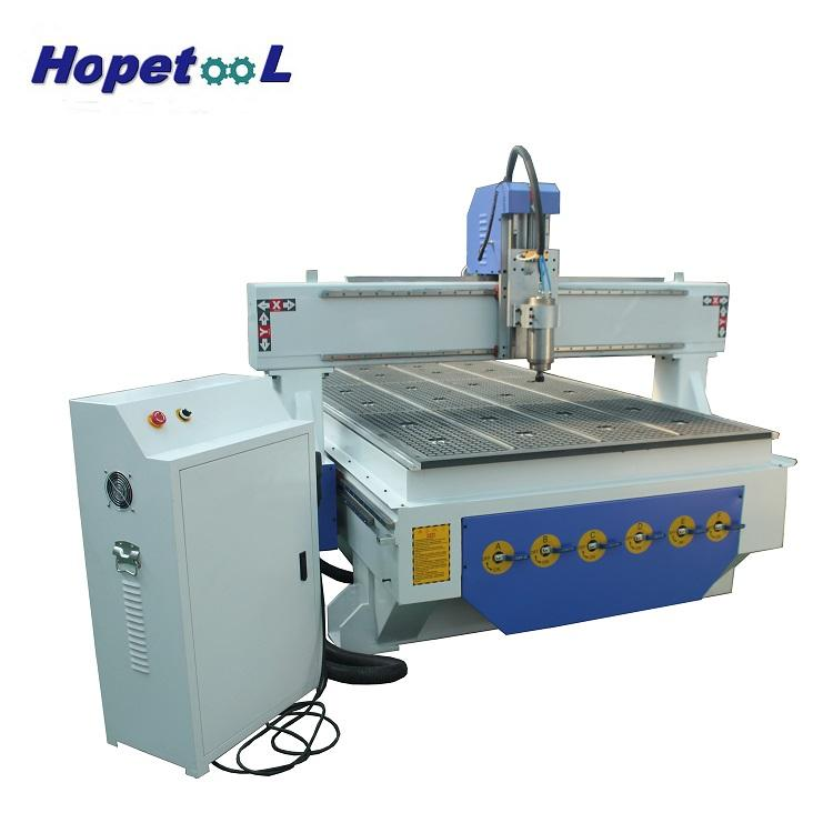 Vacuum table 1325 CNC router for woodworking  2
