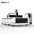 500/750/1000/2000W fiber laser cutting