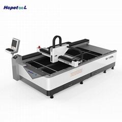 Ecnomical 1325 fiber laser cutting machine 500w