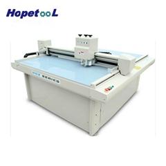 Carton box sample cutting machine box cutter