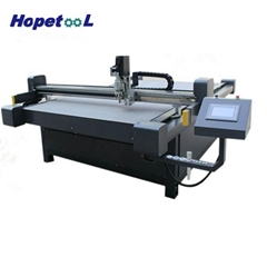 High speed oscillating knife cutting machine cutter