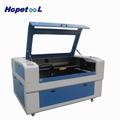High precision 1390 co2 laser cutting