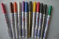 雪人油漆笔