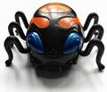 Robotic beetle magna beetle climbing