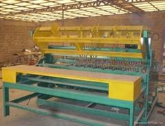 全自动护栏网排焊机全自动沙发用铁丝网片焊接设备带折弯机
