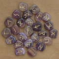 Wholesale crystal gemstone Runes stones