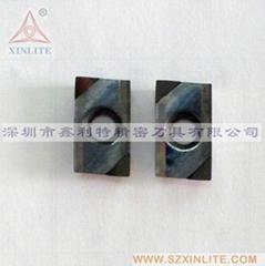金刚石PCD铣刀粒