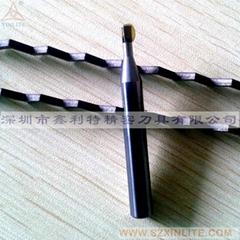 单晶侧圆弧铣刀