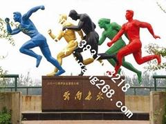 不鏽鋼雕塑