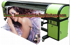 eco solvent printer with epson DX 5 print head