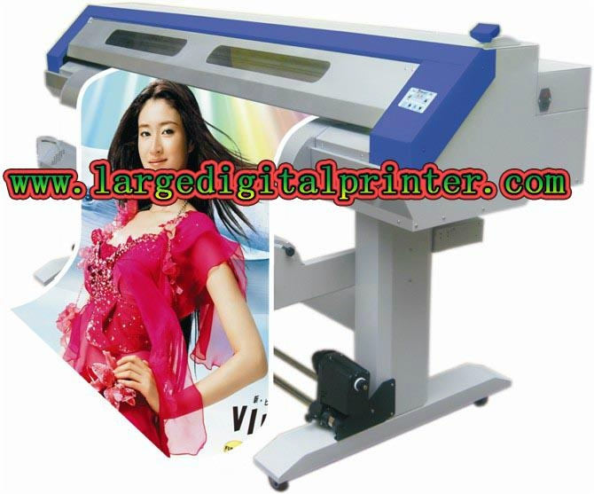 eco solvent printer 1.8m width with epson DX 7 print head 1