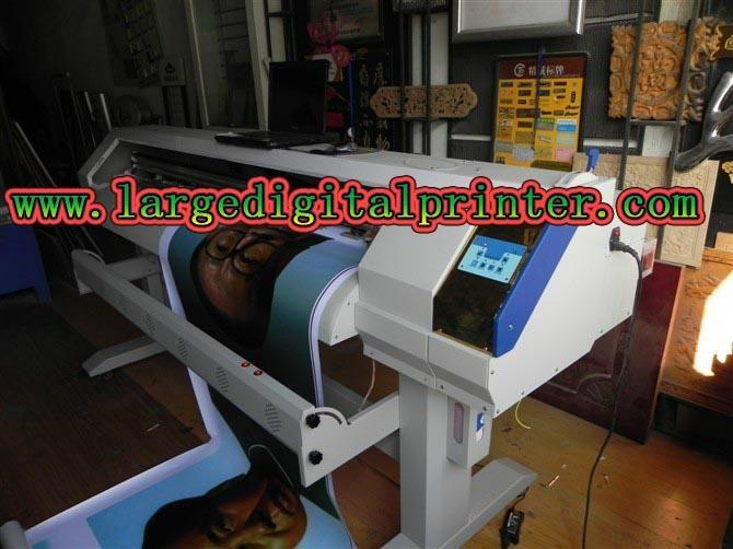eco solvent printer 1.8m width with epson DX 7 print head 2