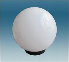 IP54 Outdoor PMMA Globe Light