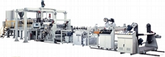 Suction Package Sheet and Stationery Decoration Sheet Extrusion Line