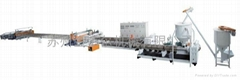 CO2 XPS Heat Insulation Foamed Plate Extrusion Line