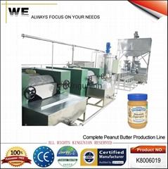 Complete Peanut Butter Production Line (K8006019)