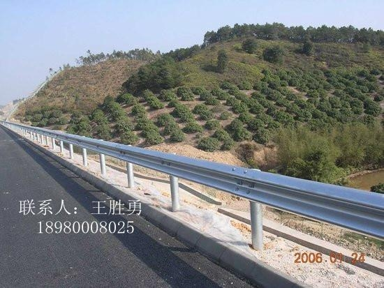 高速公路镀锌波形护栏 1