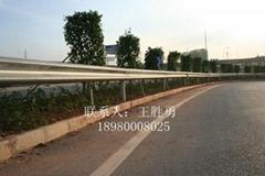 乡材公路护栏