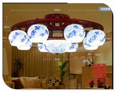 景德镇艺术装饰台灯