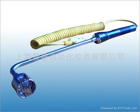WRNM-102烟斗式表面热电偶 1