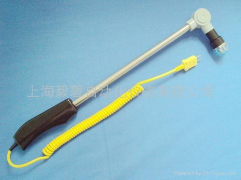 WRNM-102A烟斗式表面热电偶 1