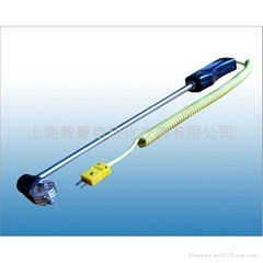 WRNM-102B烟斗式表面热电偶