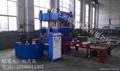 1000t大型六立柱全自动硫化机 3
