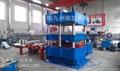 1000t大型六立柱全自动硫化机 4