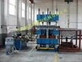 1000t大型六立柱全自动硫化机 5