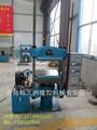 实验室30t节能橡胶平板硫化机 3