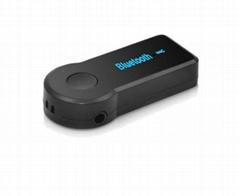 藍牙音頻接收器外殼車載立體音響 耳機外殼無線音樂接收器外殼
